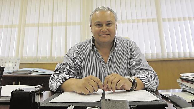 El presidente de Cogiti, Domingo Villero