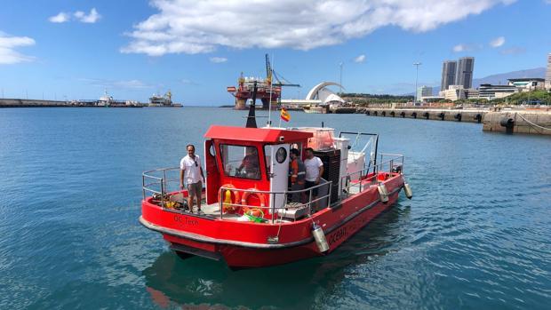La embarcación tendrá su base en la isla de Tenerife.