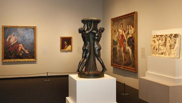 Imagen de la exposición 'Arte y mito: los Dioses del Prado'.