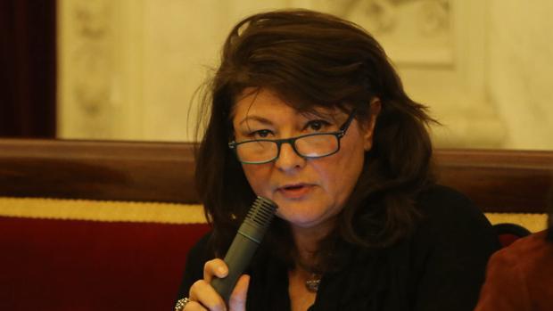 Aurelia Morales, concejala del PSOE de Cádiz