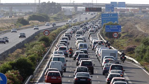 Las carreteras gaditanas sufrirán los desplazamientos en vehículos de la Operación Retorno 2018.