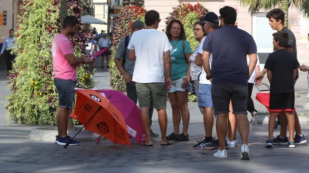 Los 'Free tours' comienzan a hacerse fuertes en Cádiz.