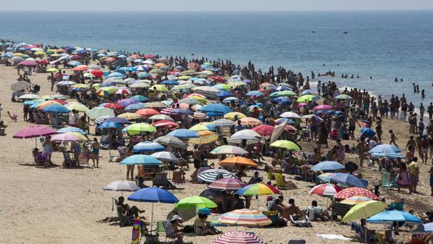 Las temperaturas descenderán en Cádiz y Andalucía esta semana.