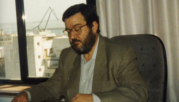 Juan Pérez Pérez, un líder histórico del sindicato Comisiones Obreras de Cádiz.