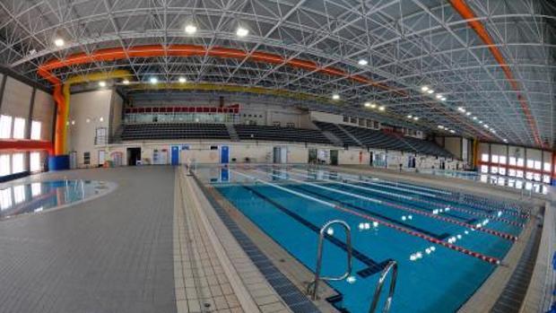 Las piscinas del pabellón Ciudad de Cádiz cerrarán al público este invierno