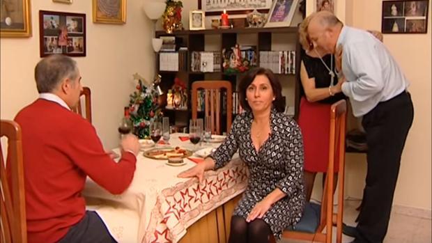 Imagen del vídeo promocional sobre el atragantamiento