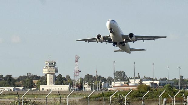El aeropuerto de Jerez mantiene su tendencia al alza.