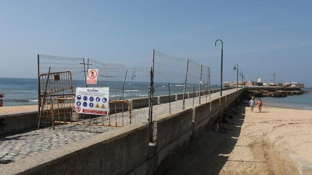 El Ayuntamiento pide medidas urgentes a Subdelegación para proteger este enclave.