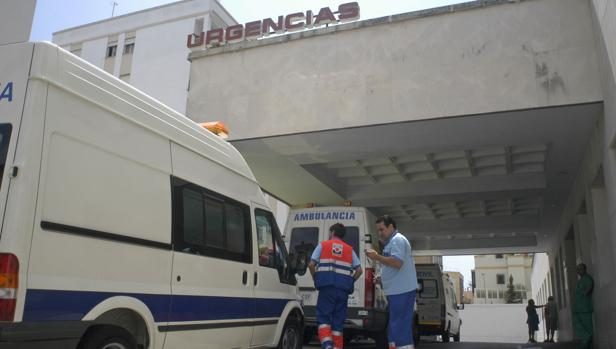Las Urgencias hospitalarias del Hospital Puerta del Mar de Cádiz