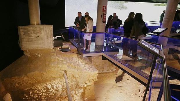 El yacimiento arqueológico Gadir será uno de los recorridos obligatorios el día 27.