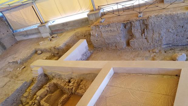 El yacimiento arqueológico de Plaza de Armas abre sus puertas con motivo del Día Mundial del Turismo