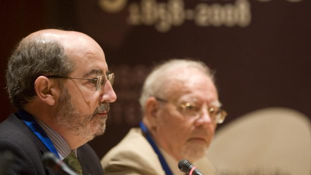 Ignacio Moreno Aparicio ha sido durante 18 años presidente de honor del Ateneo.