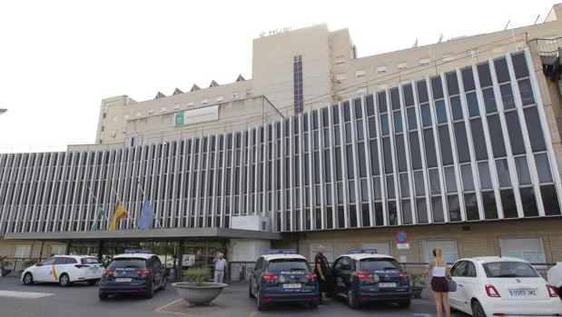 Los heridos han sido trasladado al Hospital de Valme