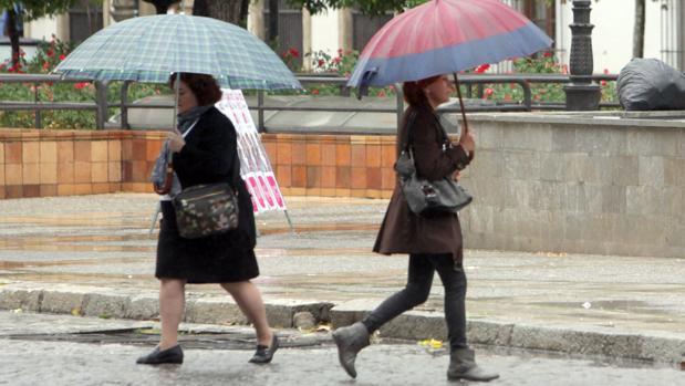 Las precipitaciones afectarán esta tarde a la provincia de Cádiz