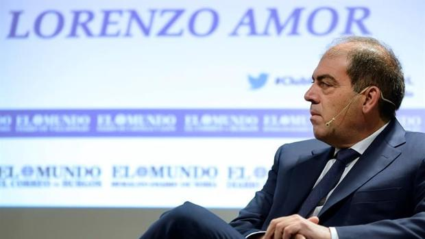 Lorenzo Amor, presidente de la patronal de autónomos de España