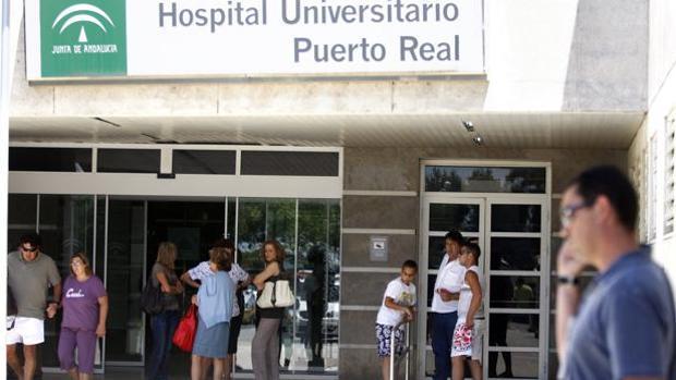 Imagen del Hospital Clínico de Puerto Real