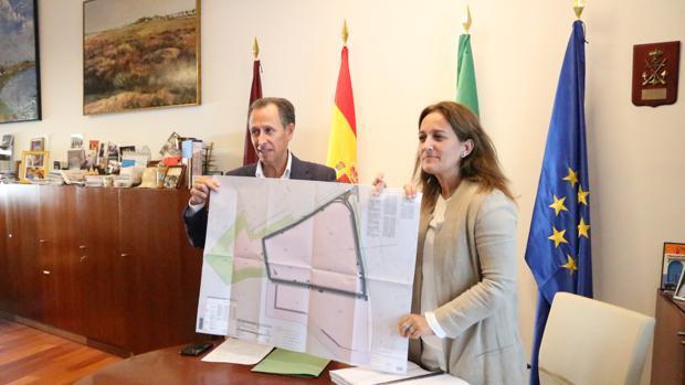 Presentación del proyecto que realizará el grupo promotor Polígono Industrial Laguna de la Paja.