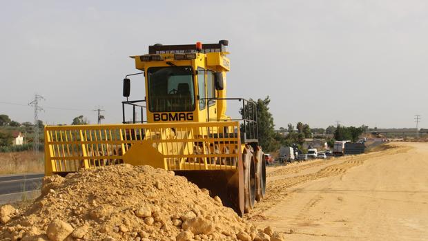 Las obras de desdoble de la N-IV han sido desbloqueadas a principios de octubre