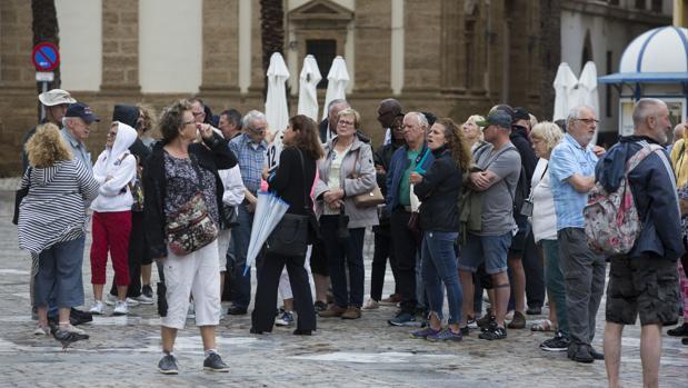 Miles de turistas han visitado Cádiz este mes de septiembre.