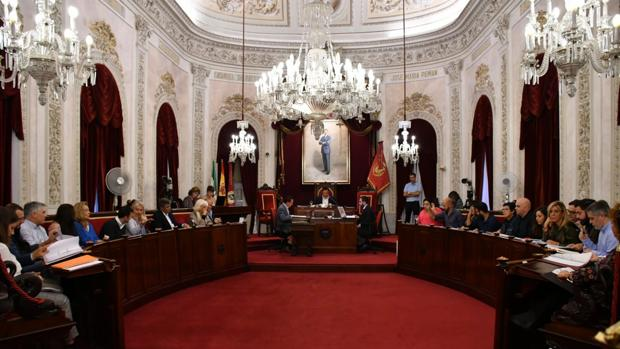 El Pleno de octubre ha traído de nuuevo el debate sobre las corbetas al Ayuntamiento