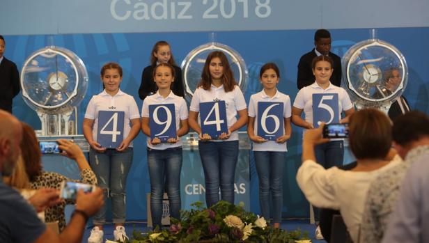 El sorteo se ha celebrado este sábado en Cádiz