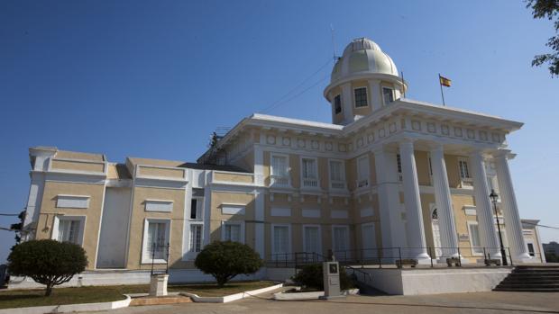 Real Observatorio de la Armada, donde desarrollaron su labor muchos de estos militares.