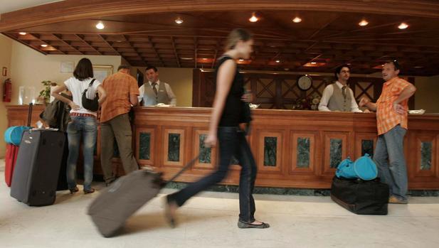 Chiclana lidera, por delante de Conil y Jerez, las pernoctaciones hoteleras.