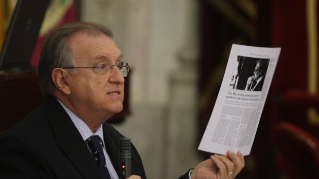 José Blas Fernández, a pesar del archivo de la querella, seguirá adelante ante la falta de información.