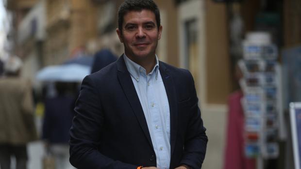 Sergio Romero, candidato de Ciudadanos a las Elecciones Andaluzas.