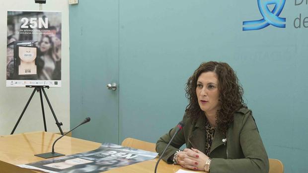 La diputada de Bienestar Social presentó la programación para el 25-N
