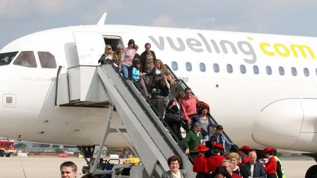La compañía Vueling enlaza este invierno Jerez con Bilbao