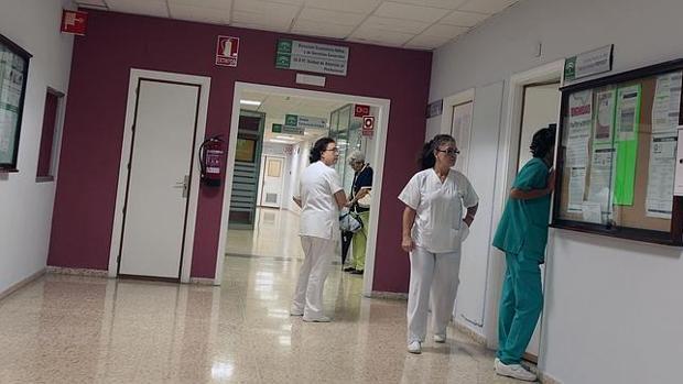 Una imagen del Hospital Puerta del Mar de Cádiz
