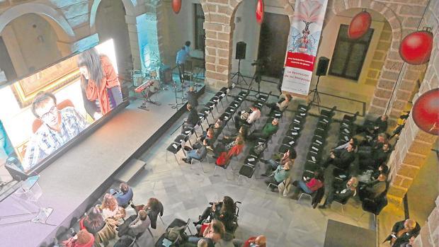 Acto de presentación de la estrategia Edusi a la ciudadanía celebrado en la Casa de Iberoamérica.