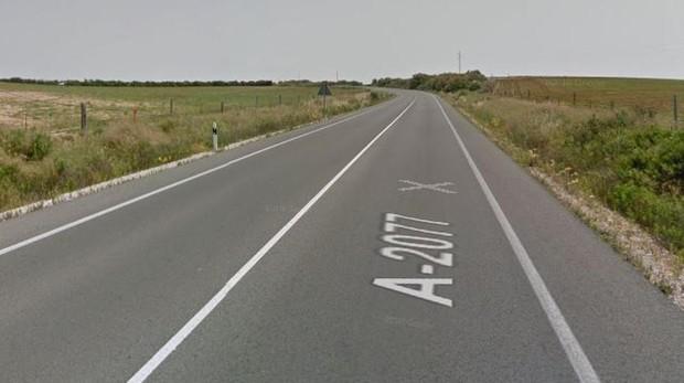 La carretera Munive, donde se produjo el accidente, está considerada como muy peligrosa por la DGT