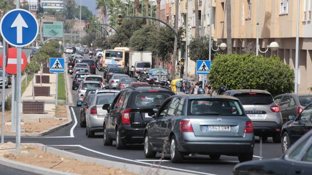 El tráfico repercute en la calidad del aire y en los niveles de ruido.