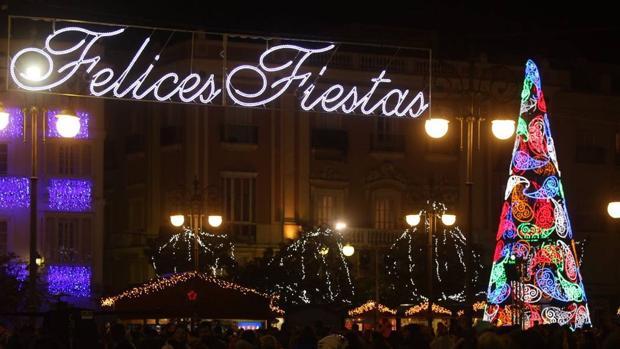 0f4d4b562a4 Luces de Navidad en Cádiz
