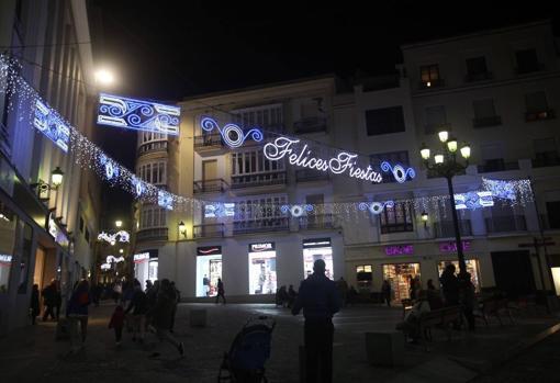 b2f09854e3f Luces de Navidad en Cádiz 2017