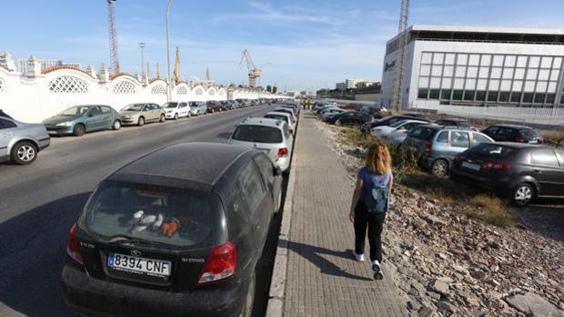 Con esta intervención se ha cambiado una de las vías de acceso a Cádiz.