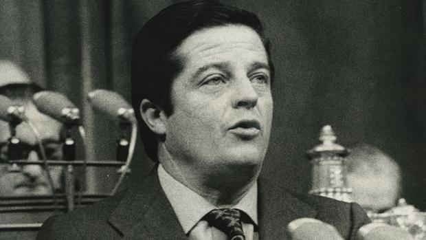 Miguel Primo de Rivera y Urquijo.