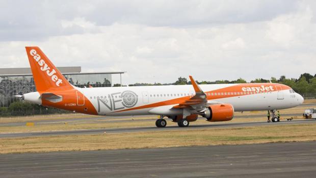 El próximo abril la aerolínea Easyjet ofrecerá vuelos directos Jerez-Londres.
