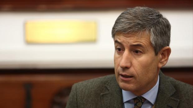 Juan Manuel Pérez Dorao, portavoz de Ciudadanos en el Ayuntamiento de Cádiz
