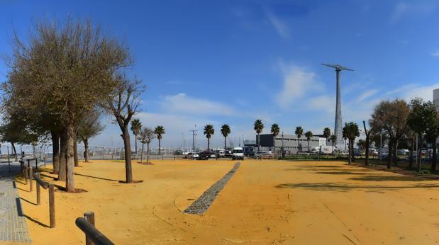 El equipo de Gobierno modificó el proyecto inicial de parque canino ante el rechazo vecinal.