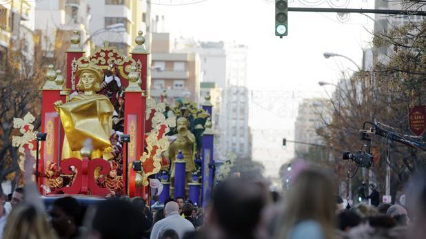 La Cabalgata de los Reyes Magos partirá desde Varela.