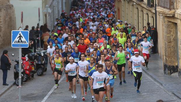El pasado año la carrera contó con un gran éxito de participación.
