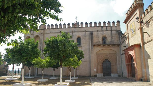 Los colectivos culturales de Santiponce recuerdan que el 80 por ciento del monasterio es propiedad de la Junta