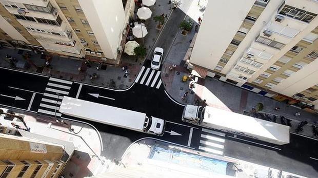 La Avenida Segunda Aguada, donde más consume se produce entre propietarios