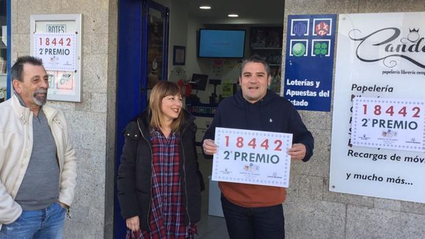 El segundo premio se vendió en 2018 en Cádiz y San Fernando