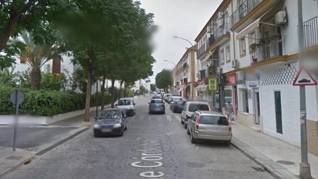 El suceso ocurrió en octubre de 2016 en la calle Córdoba del municipio de Écija