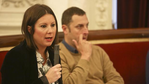 María Fernández-Trujillo es la vicepresidenta de la Fundación de la Mujer.