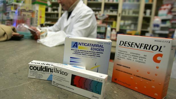 Algunos de los medicamentos más vendidos con la llegada del invierno :: A. V.